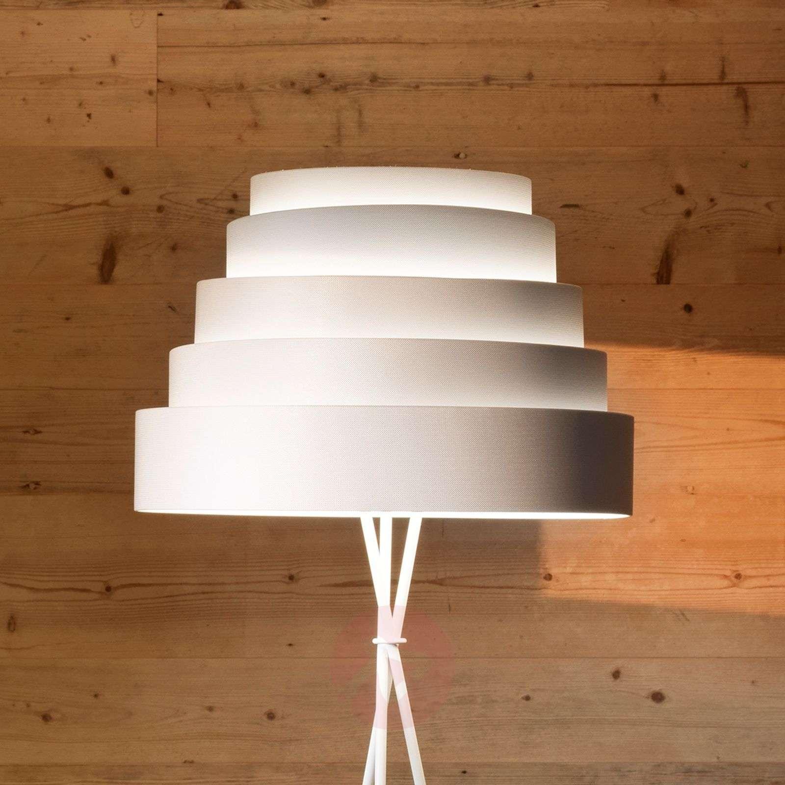 Babel beautiful floor lamp on a tripod-5501085X-01