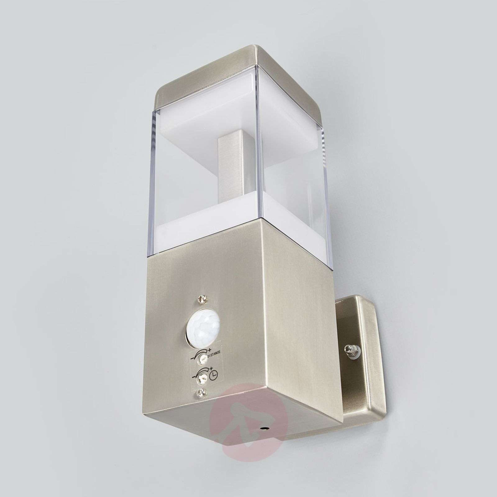 Baily motion sensor LED outdoor wall lamp-9988144-01