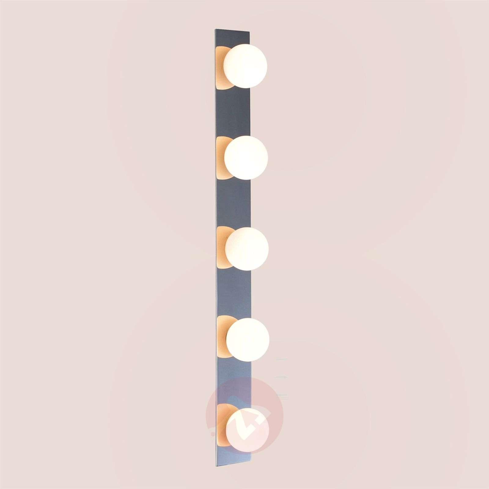 Ball light wall light BULBSTRIP, five-bulb-9020004-01
