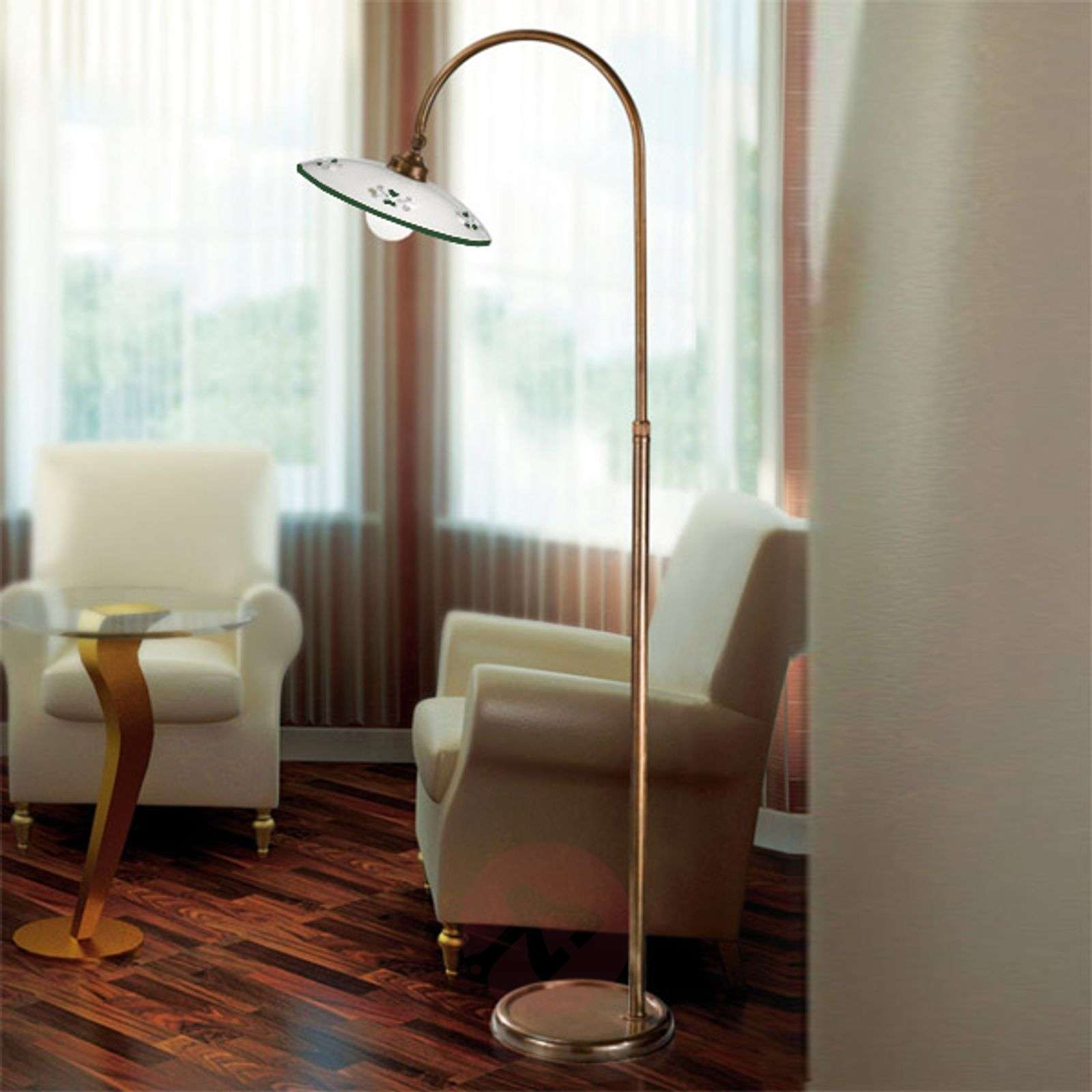 Bassano traditional floor lamp-2008035X-01