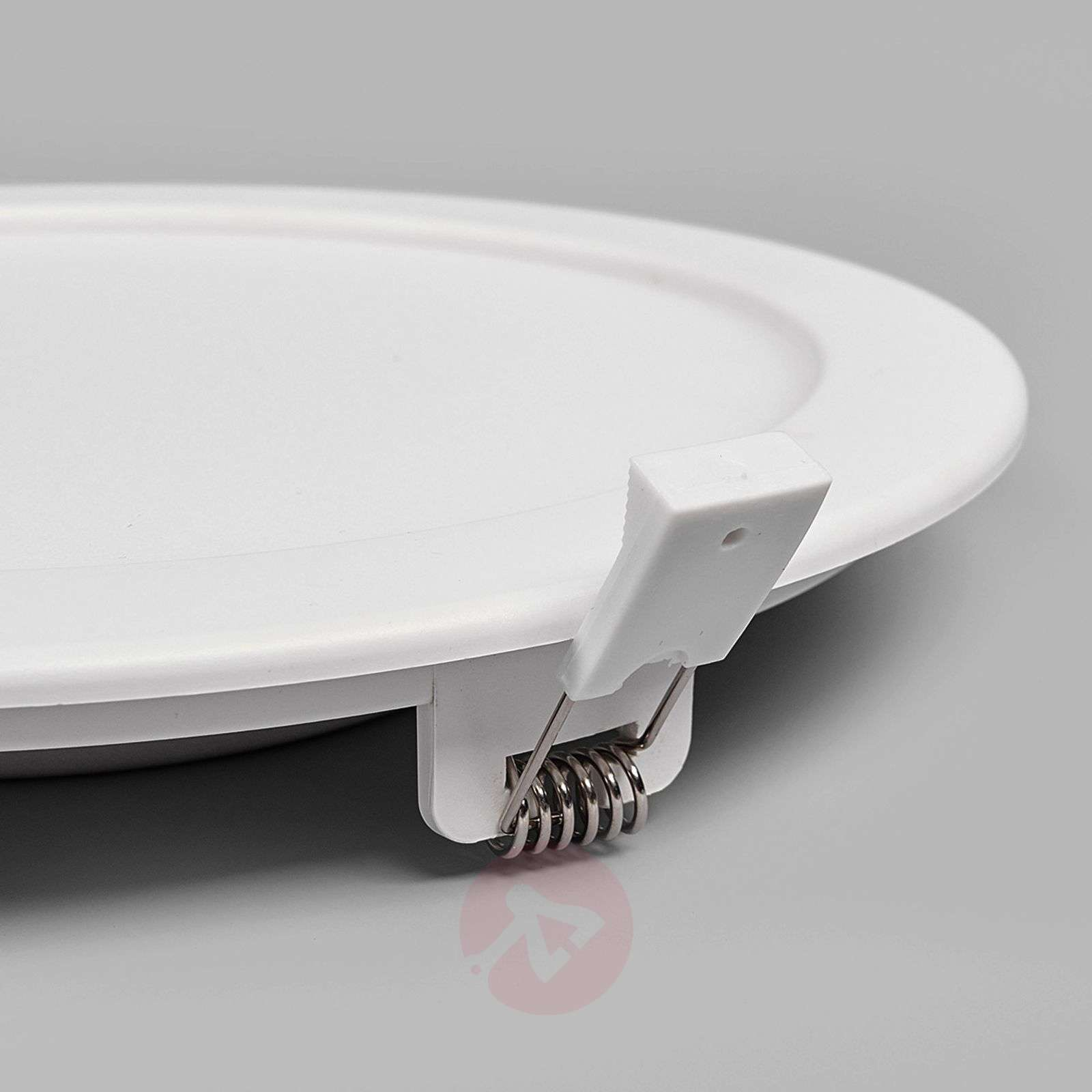Bathroom recessed light Editha with LEDs, 18 W-9978015-013