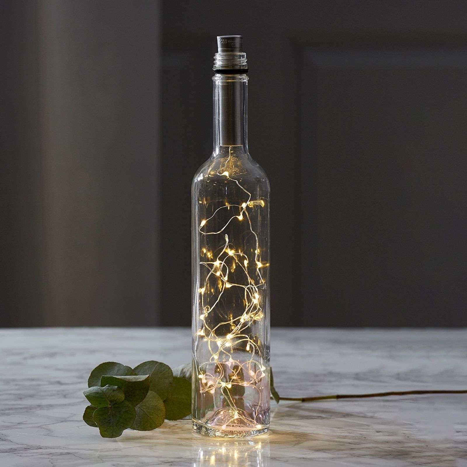 Battery-powered Dew Drops LED string lights 200cm-1523115-01