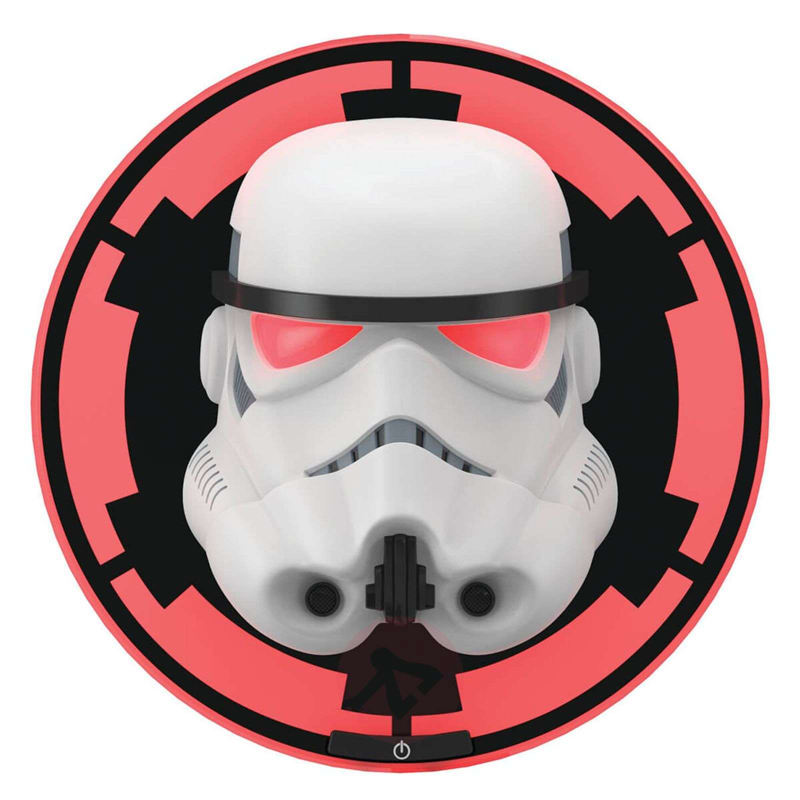 Battery Ed Led Wall Lamp Stormtrooper
