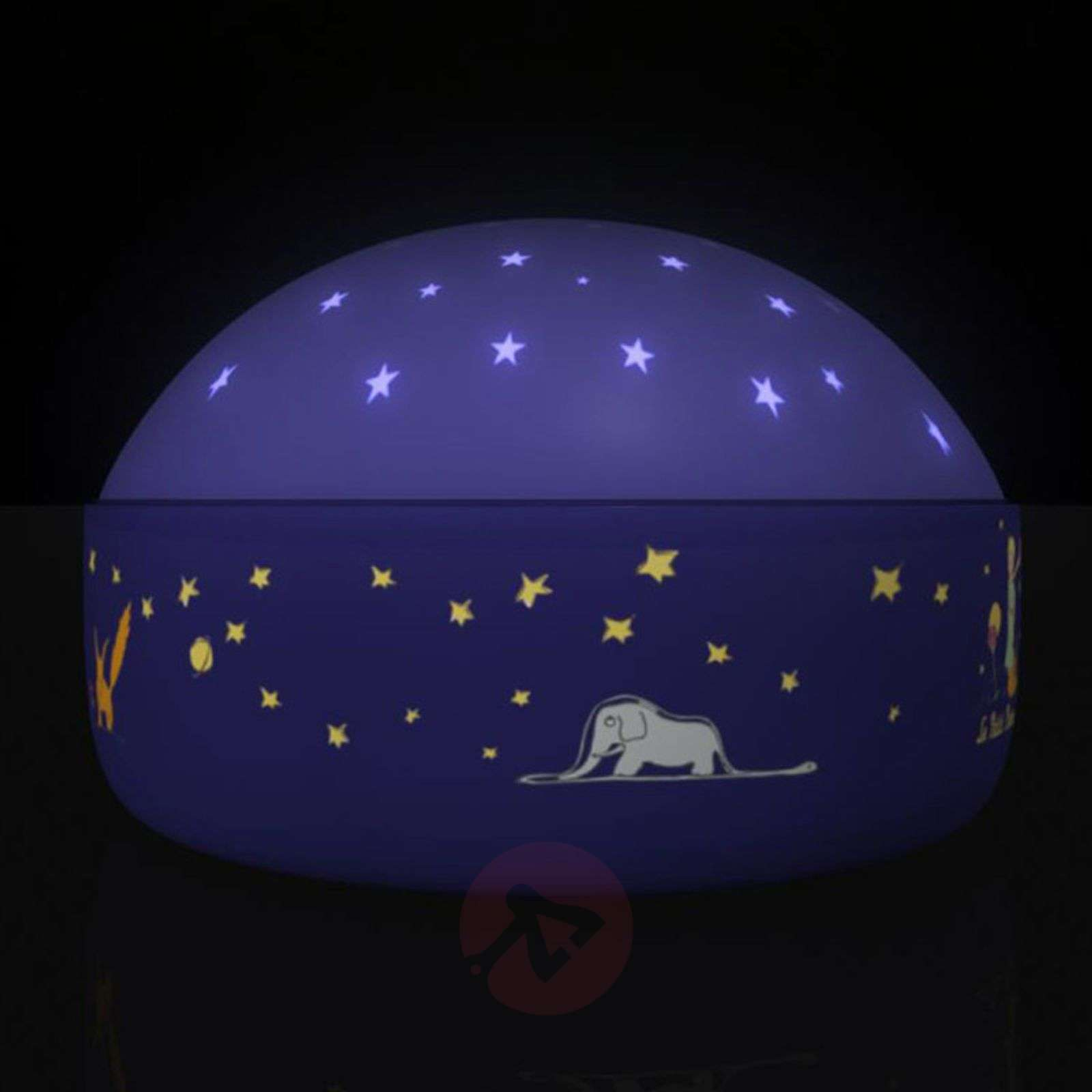 Beautiful LED night light The Little Prince-5400232-01
