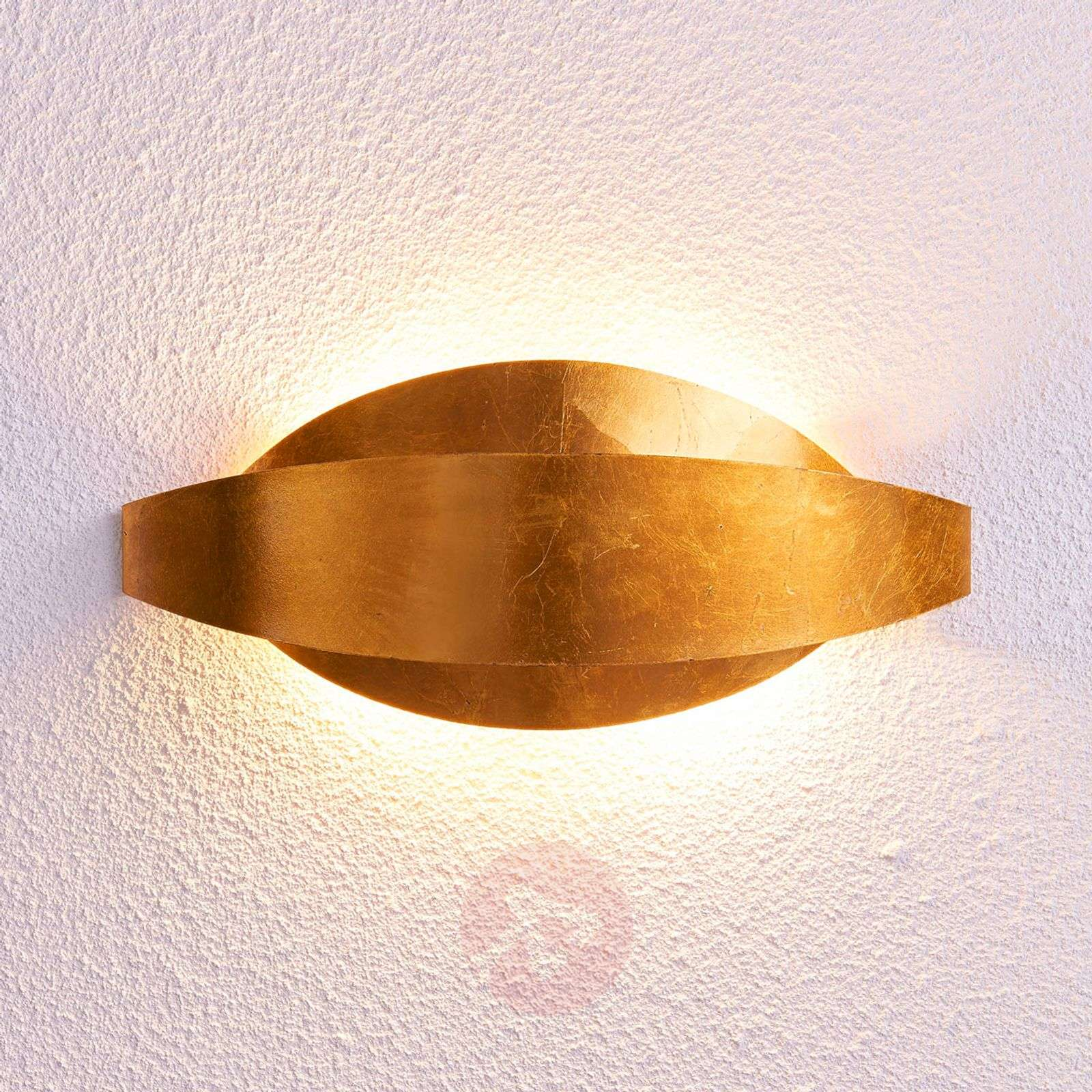 Beautiful led wall light jamil in gold lights beautiful led wall light jamil in gold 9620905 011 aloadofball Choice Image