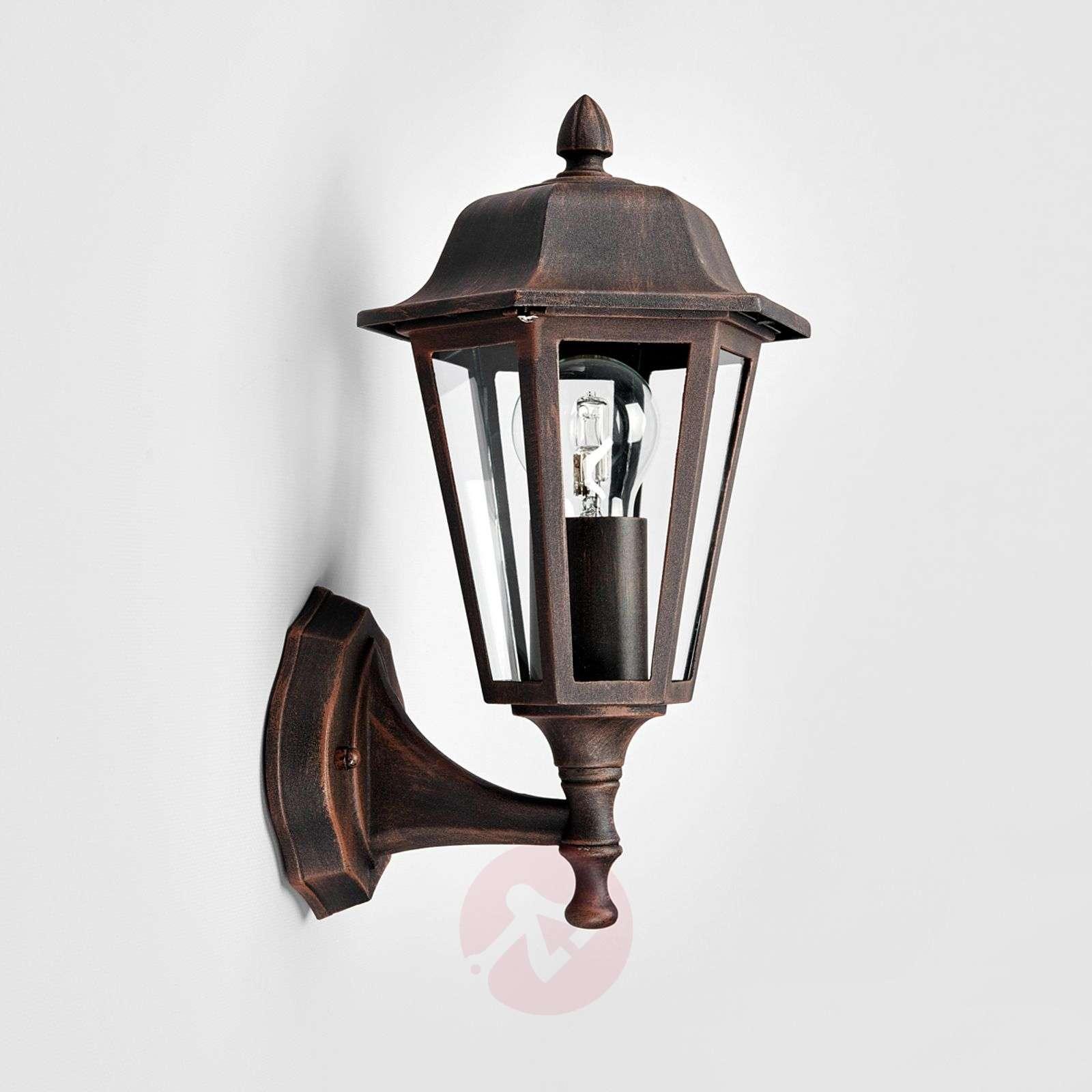 Beautiful outdoor wall light Lamina-9630054-01