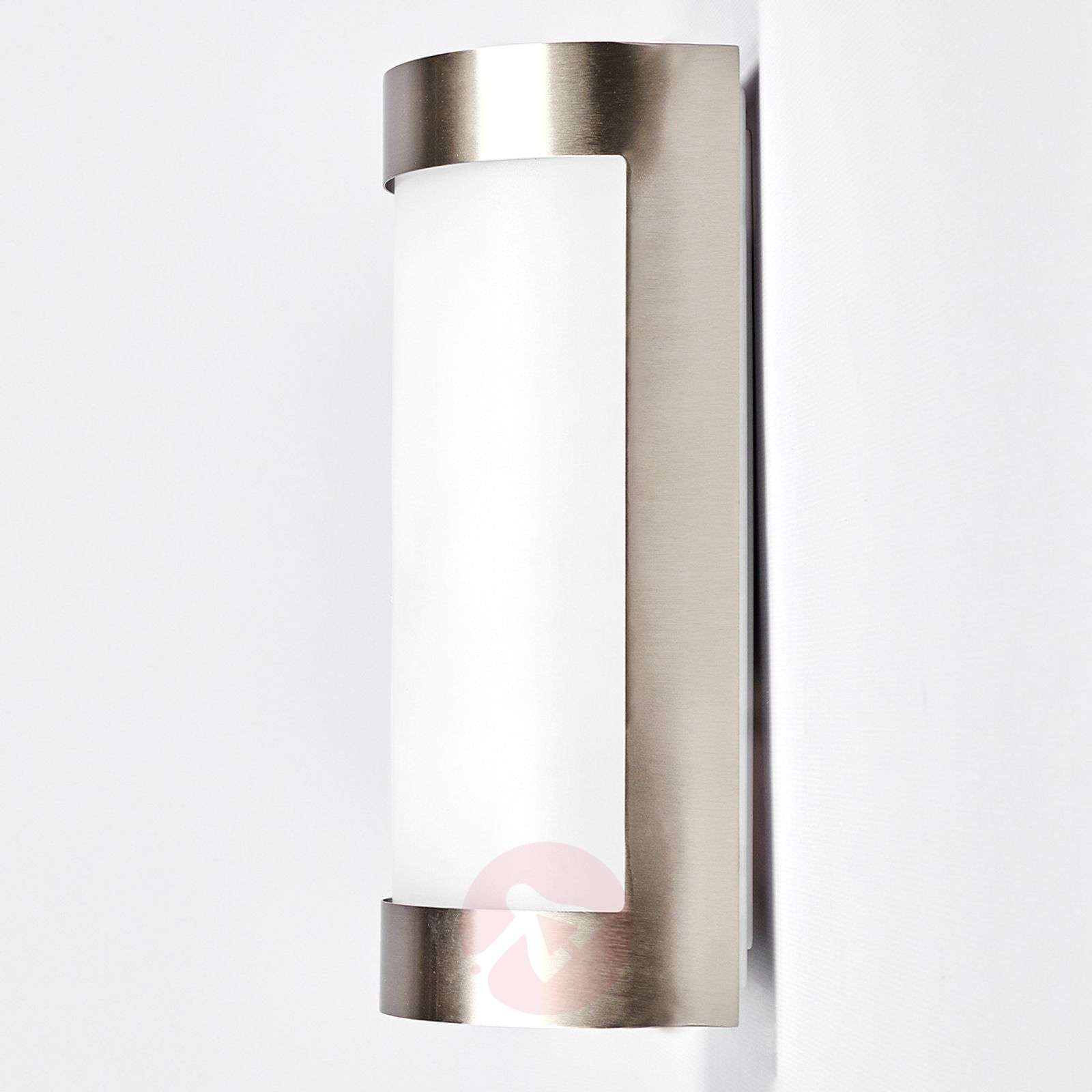 Beautiful stainless steel outdoor wall lamp Alvin-9972008-01