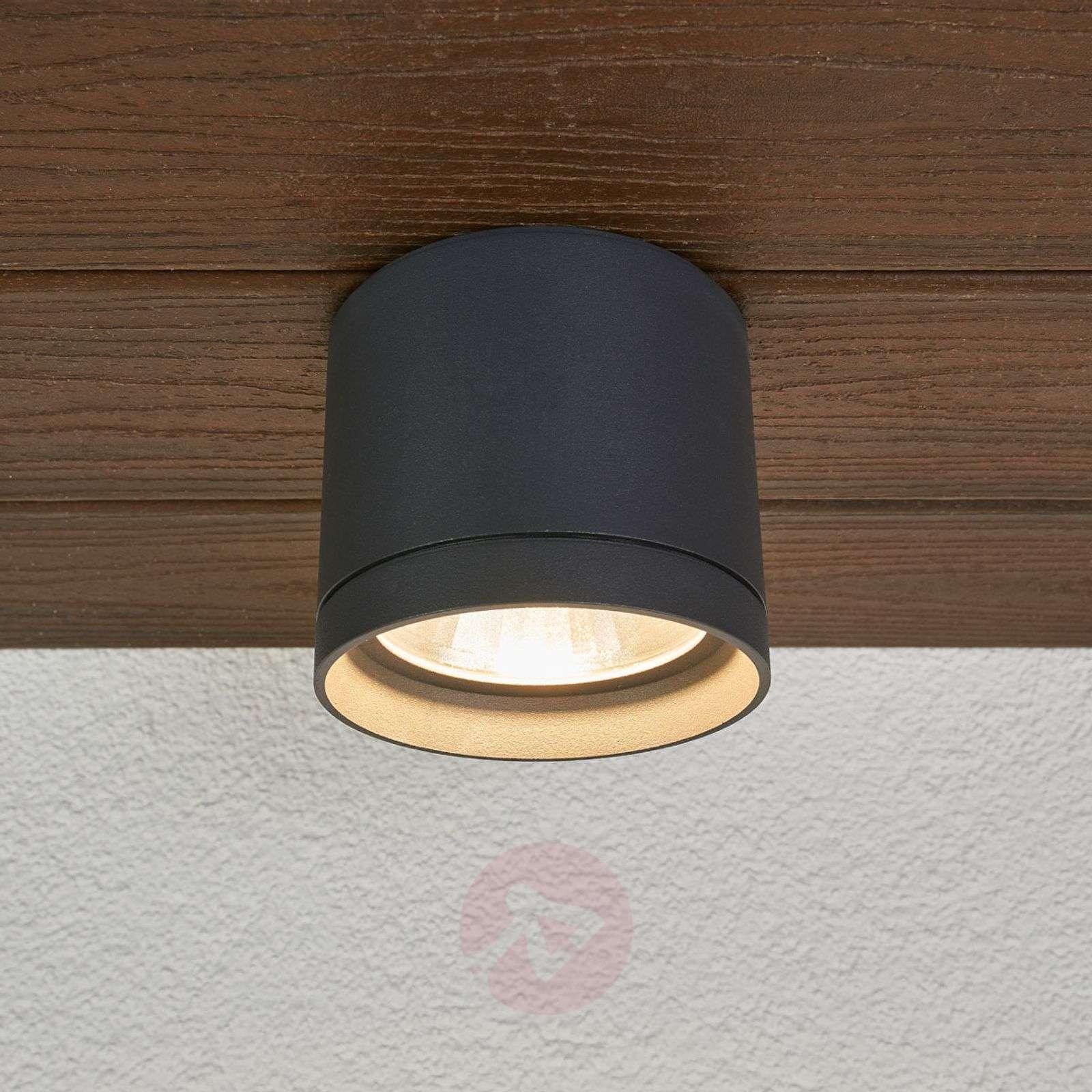 Bega LED outdoor spotlight Gero-1566005-01