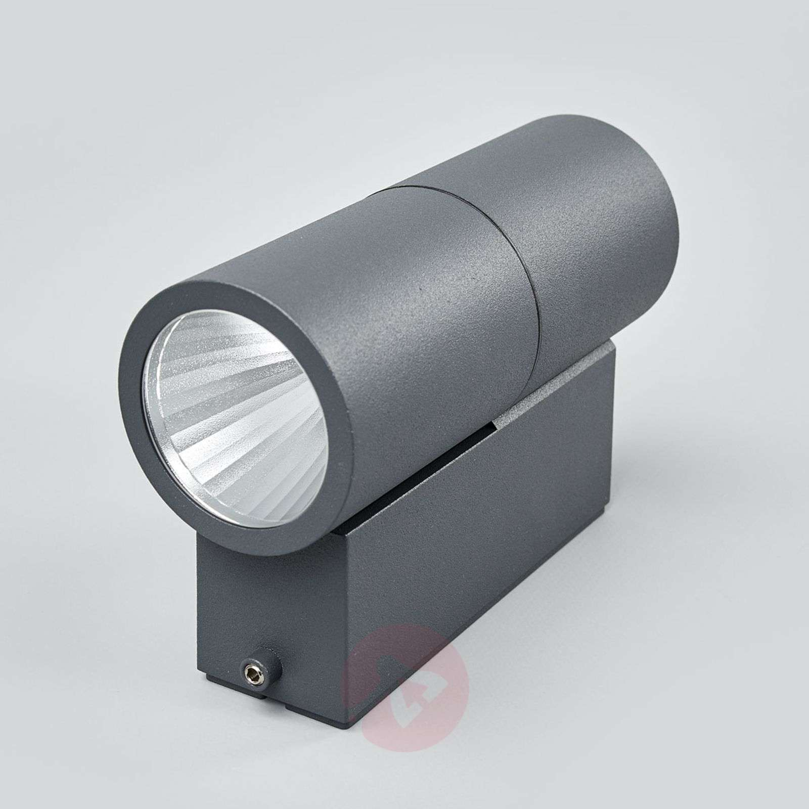 Bega LED outdoor wall lamp Andy one-sided-1566024-01