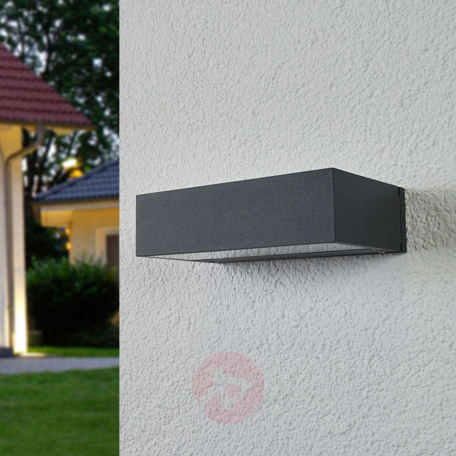 Bega LED outdoor wall lamp Elton-1566014-01