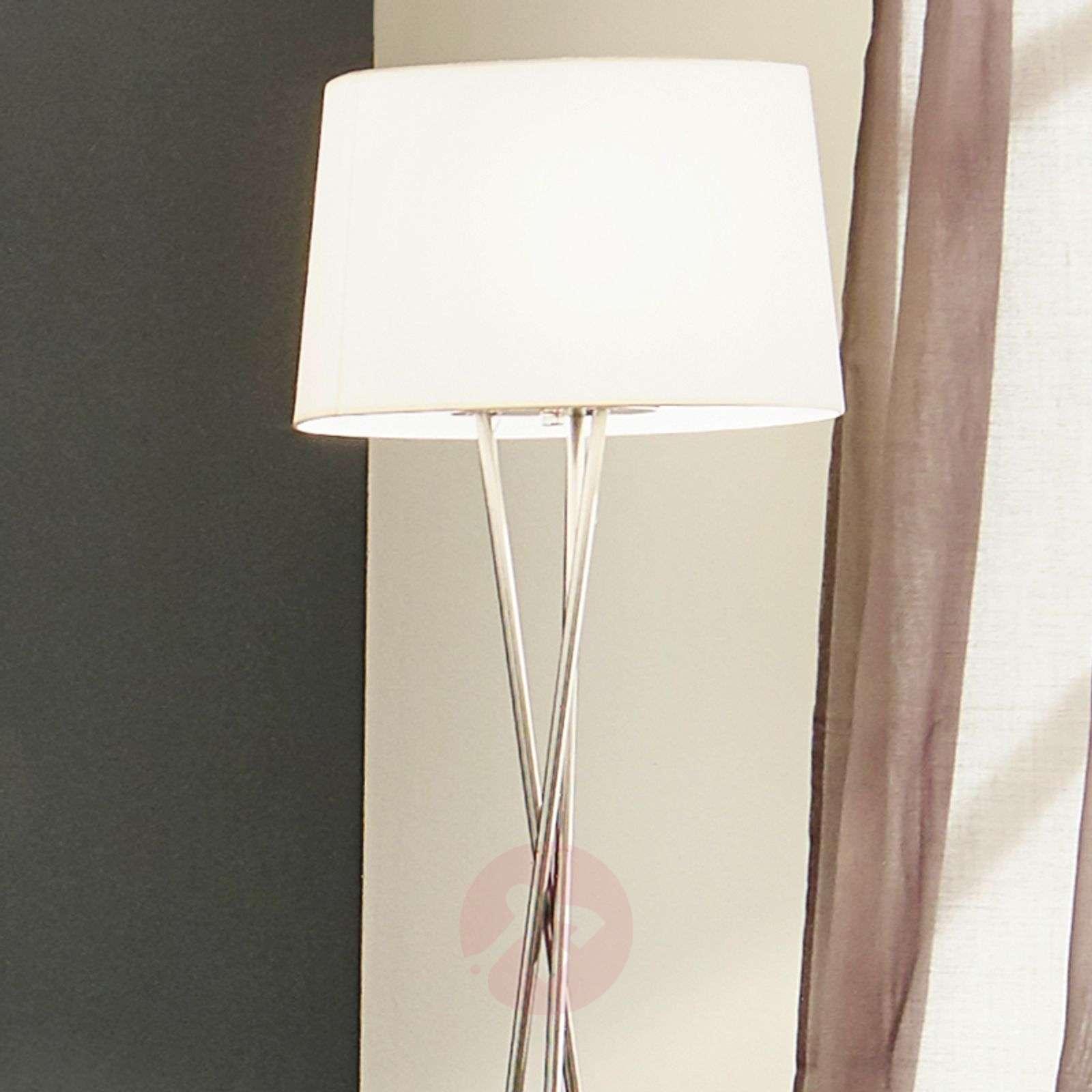 Belora Floor lamp with Fabric Shade-3031556-02
