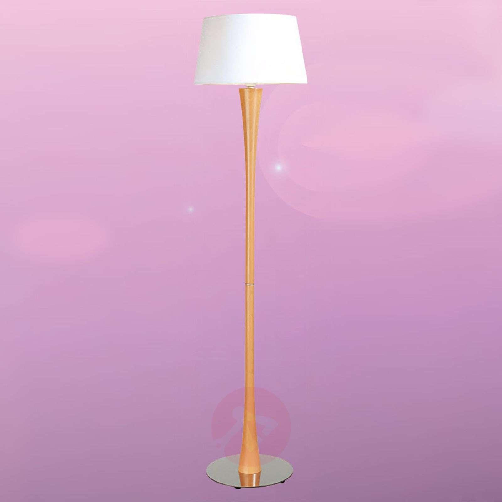 Beverly Is floor lamp, chrome-1065020-01