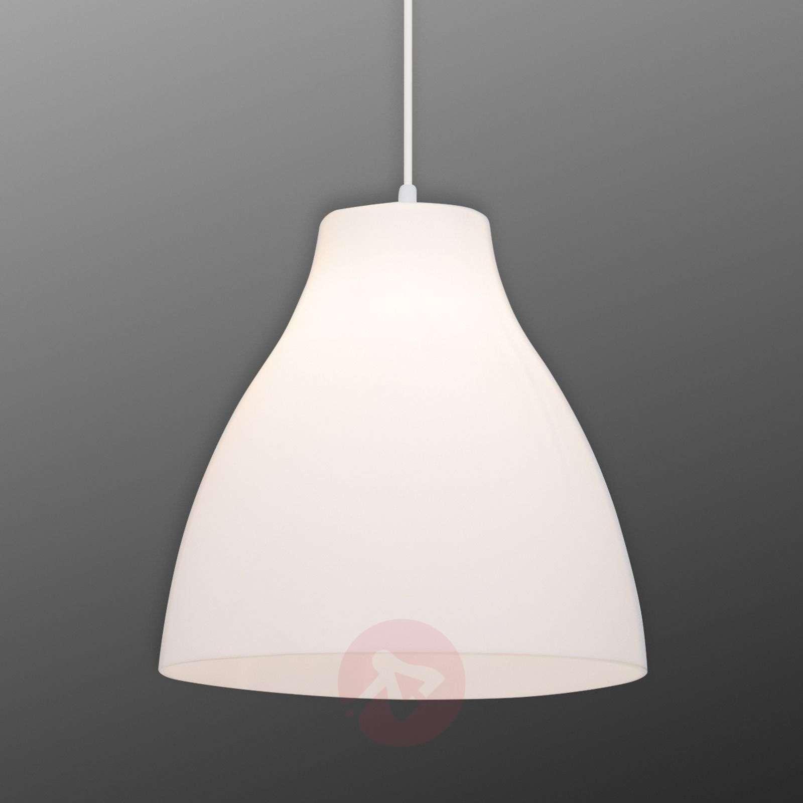 Bizen a hanging light all in white-1508993-01