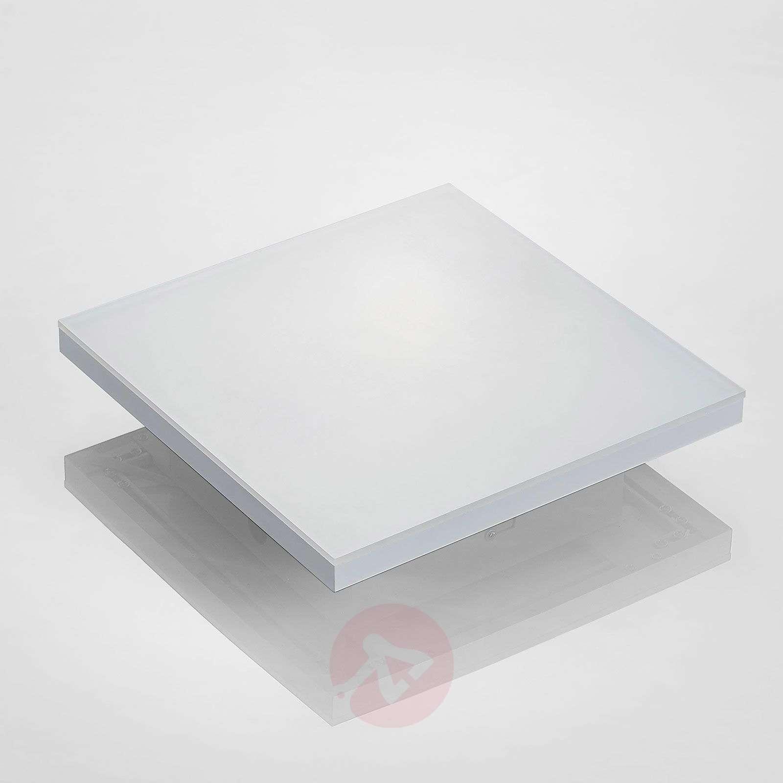 Blaan CCT LED panel with remote, 39.5 x 39.5cm-9624327-01