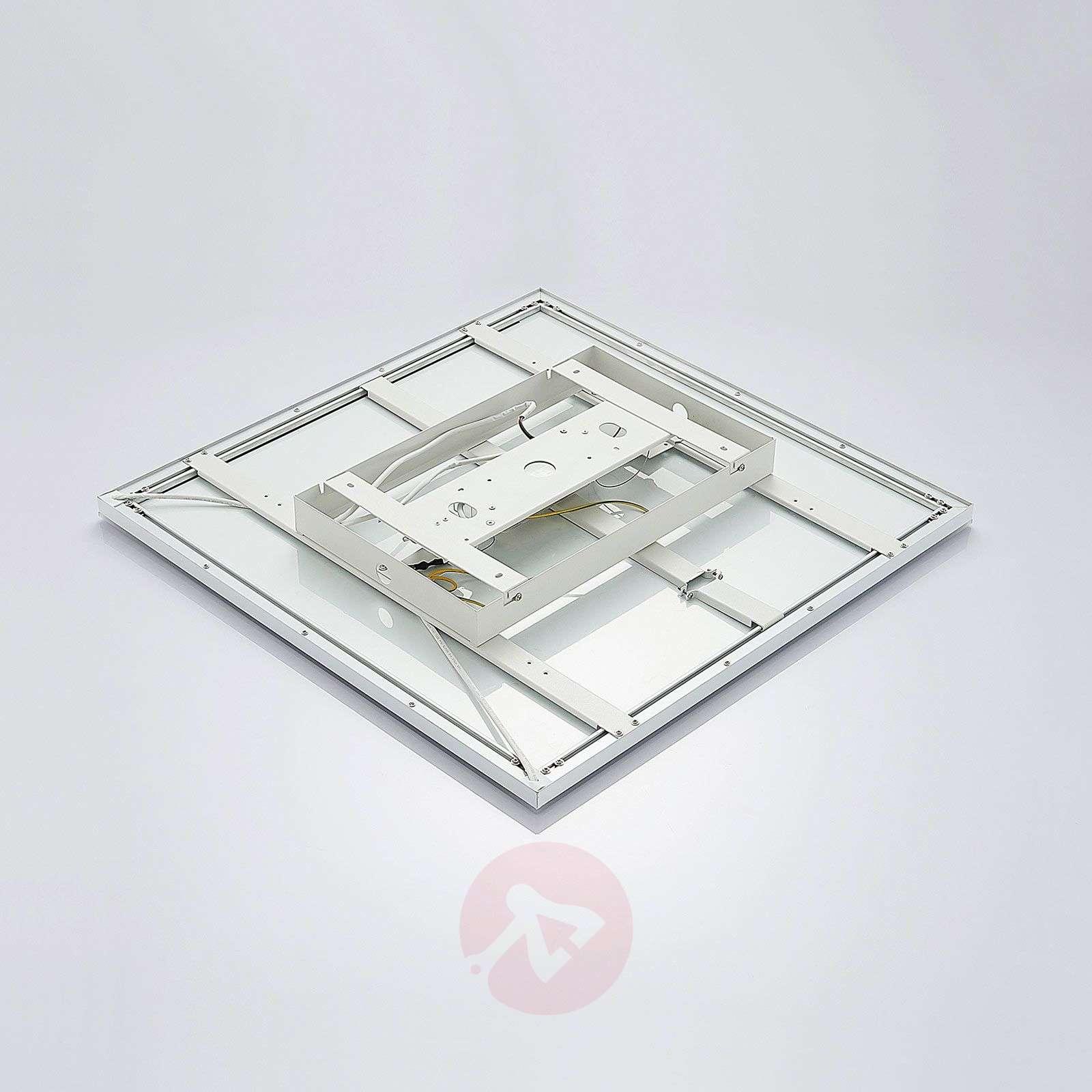 Blaan CCT LED panel with remote, 59.5 x 59.5cm-9624330-01