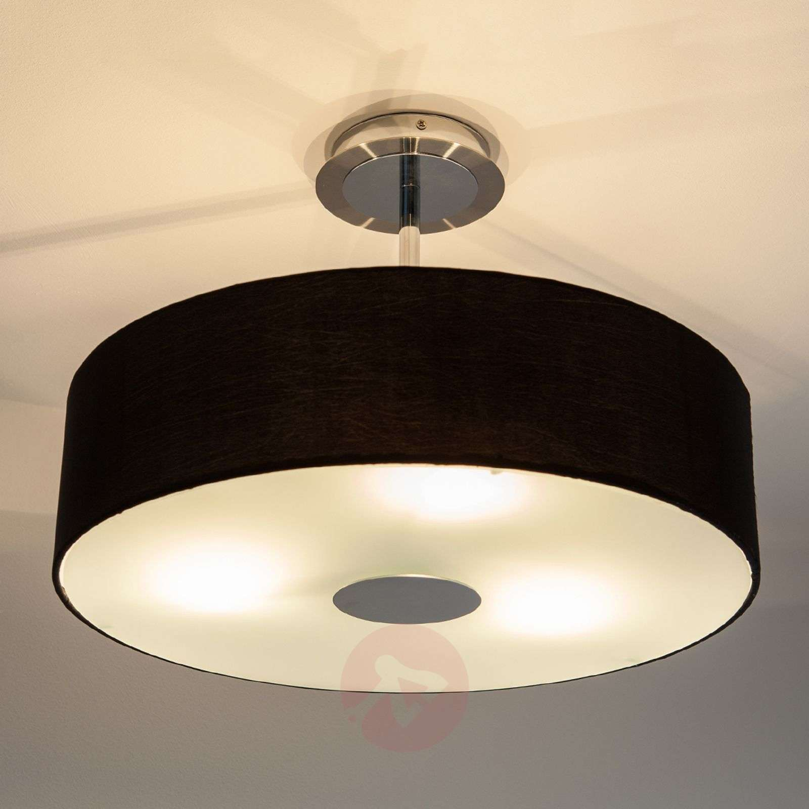 Black ceiling light Gabriella-9620049-01