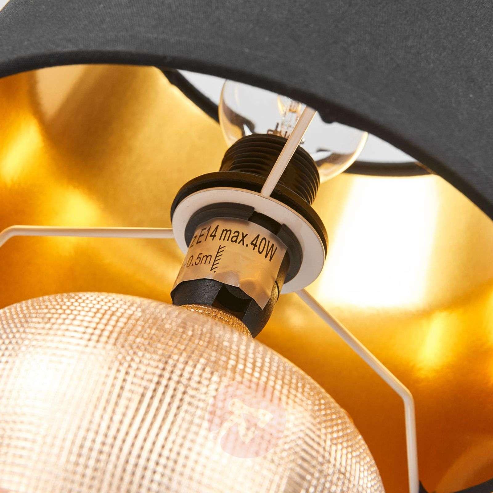 Black gold Thorina table lamp-8032095-02