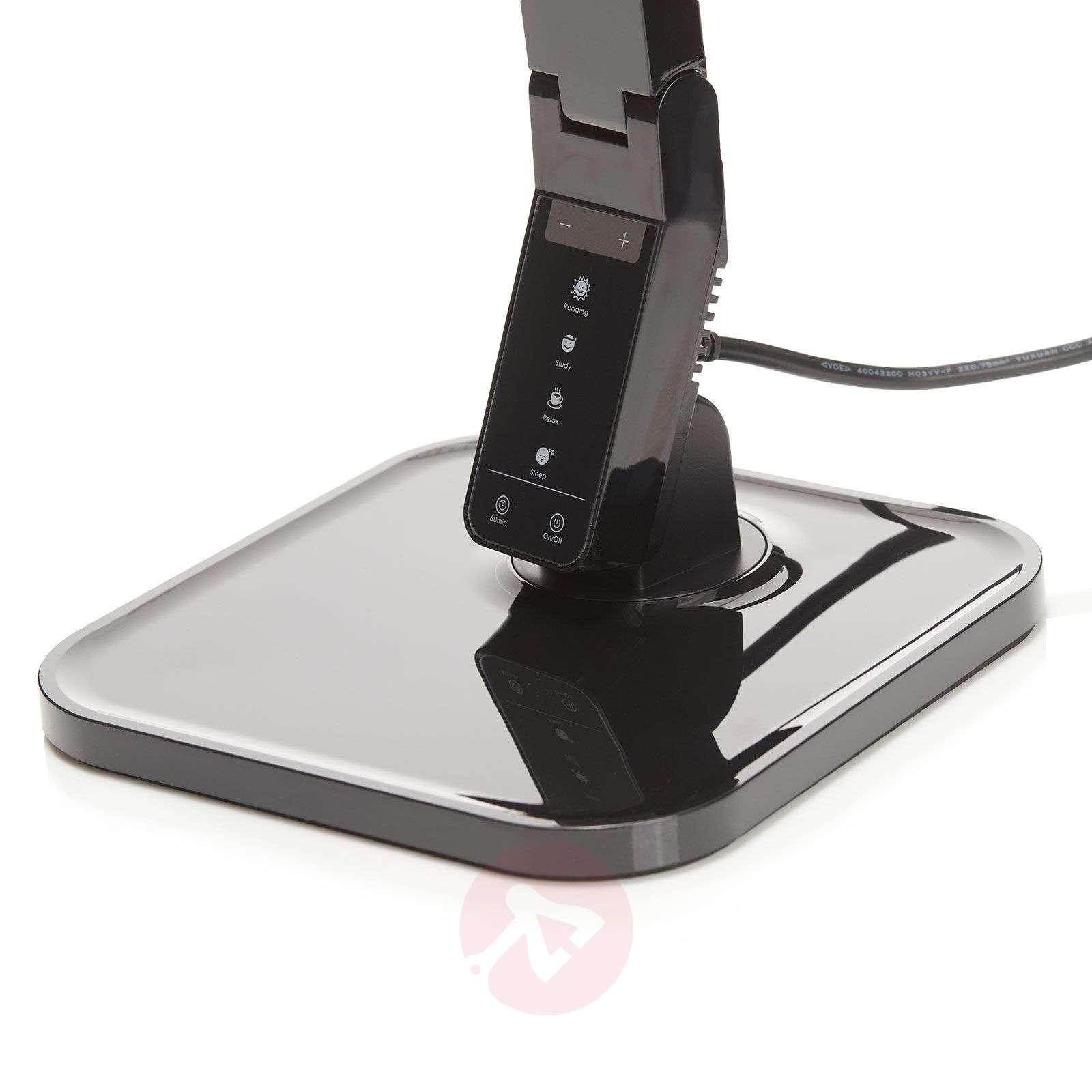 Black LED desk lamp Eleni-9950191-042