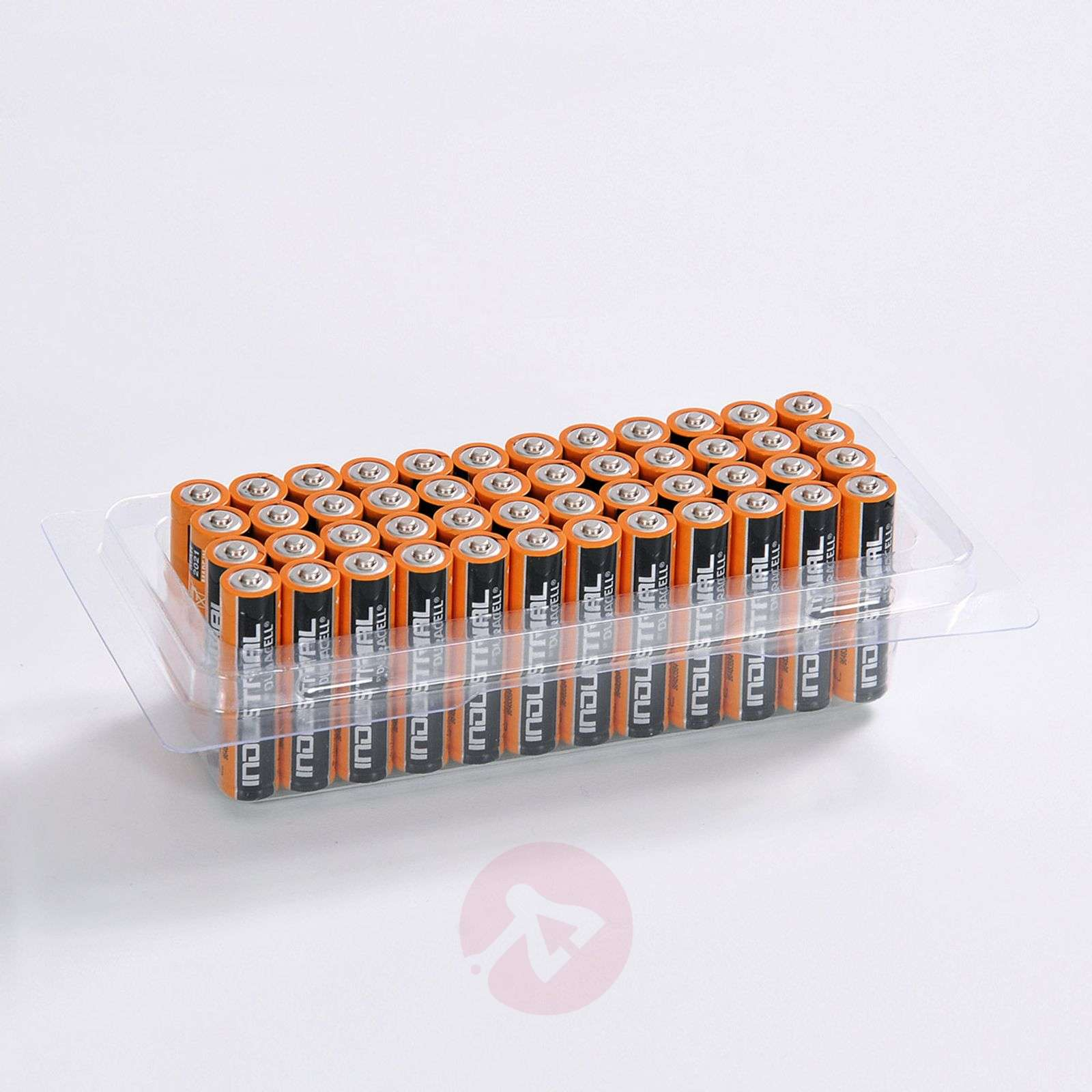 Box of 48 Duracell Industrial Micro AAA batteries-9018032-01