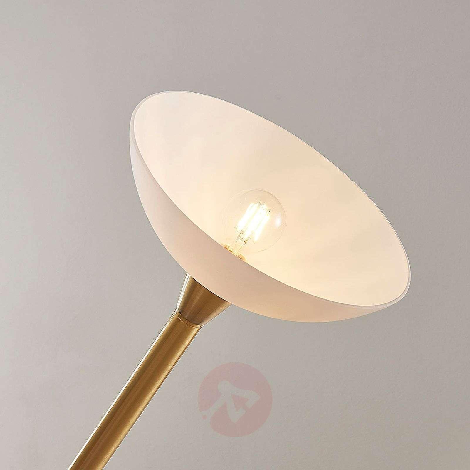 Brass-coloured uplighter Ignacia-9621679-02