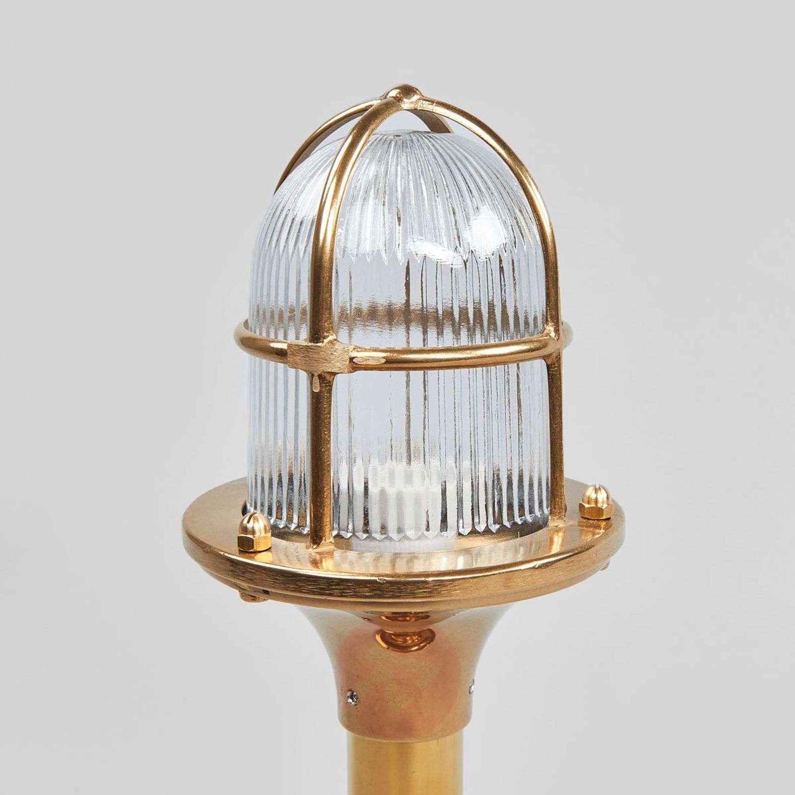 Brass pillar light Ocean-6515111-01