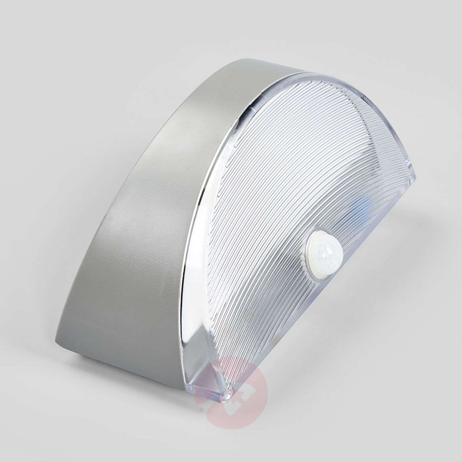 Bread solar exterior wall light with LED-3006321-03