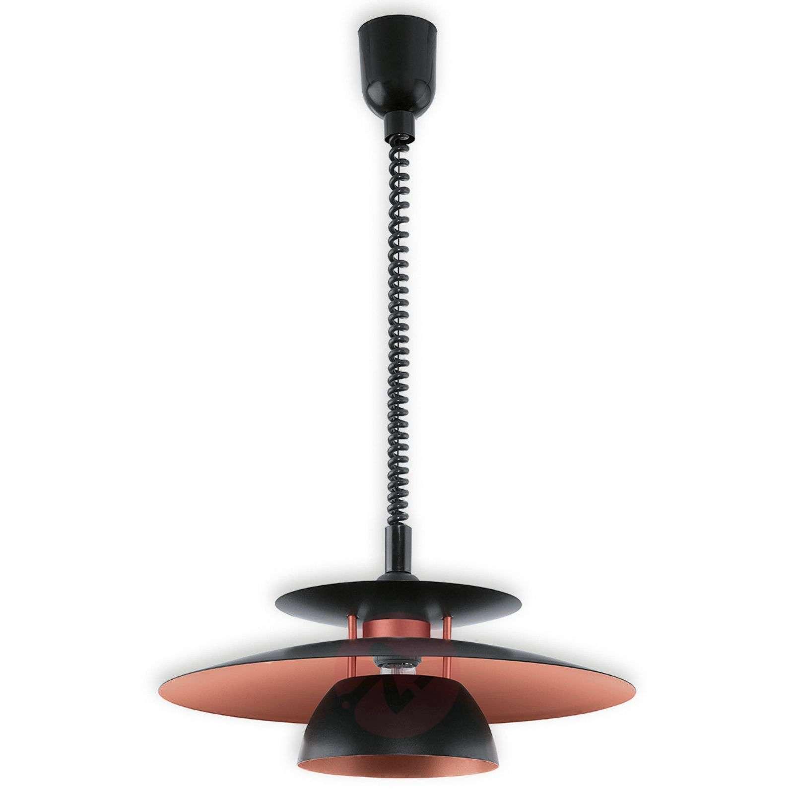 Brenda a height-adjustable hanging light-3031753-01