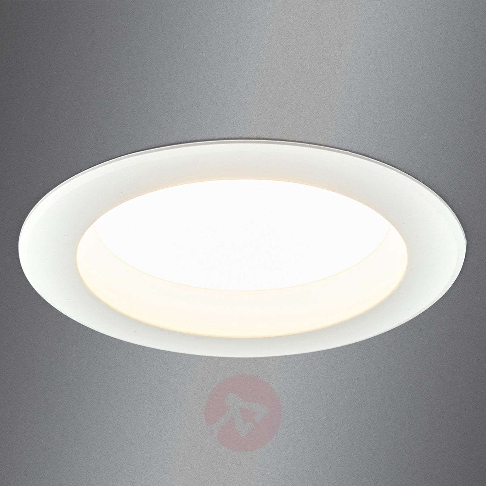 Bright LED recessed light Arian, 14.5 cm, 12.5 W-9978010-03