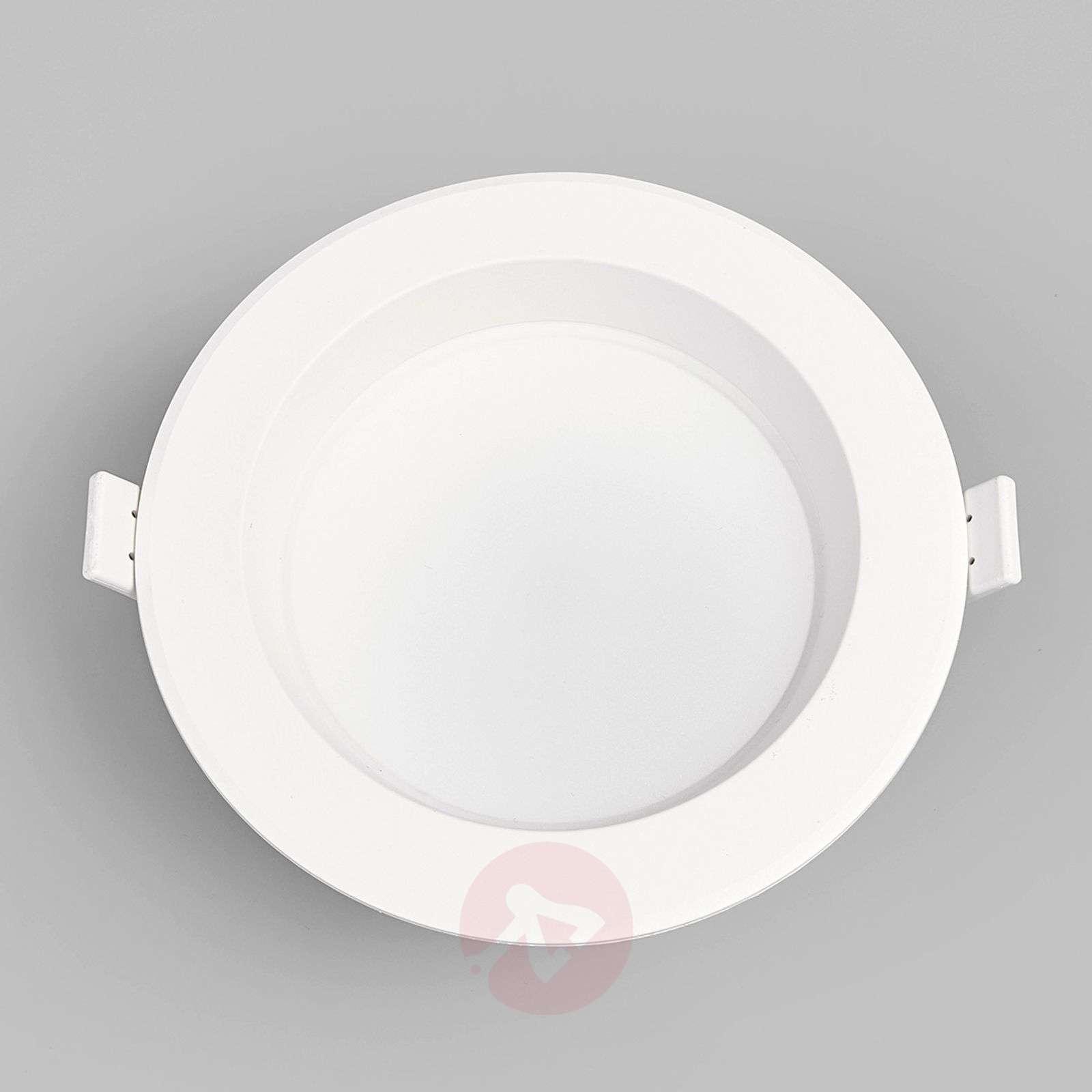 Bright LED recessed light Arian, 14.5 cm, 12.5 W-9978010-03
