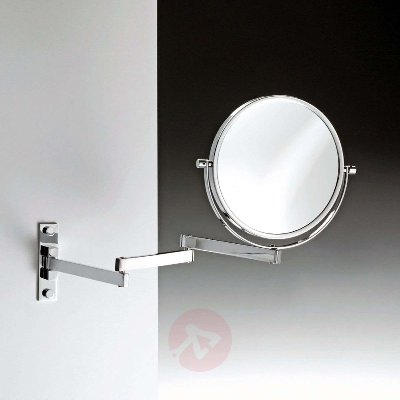 BRIGHT noble cosmetic wall mirror, 5x-2504200-01