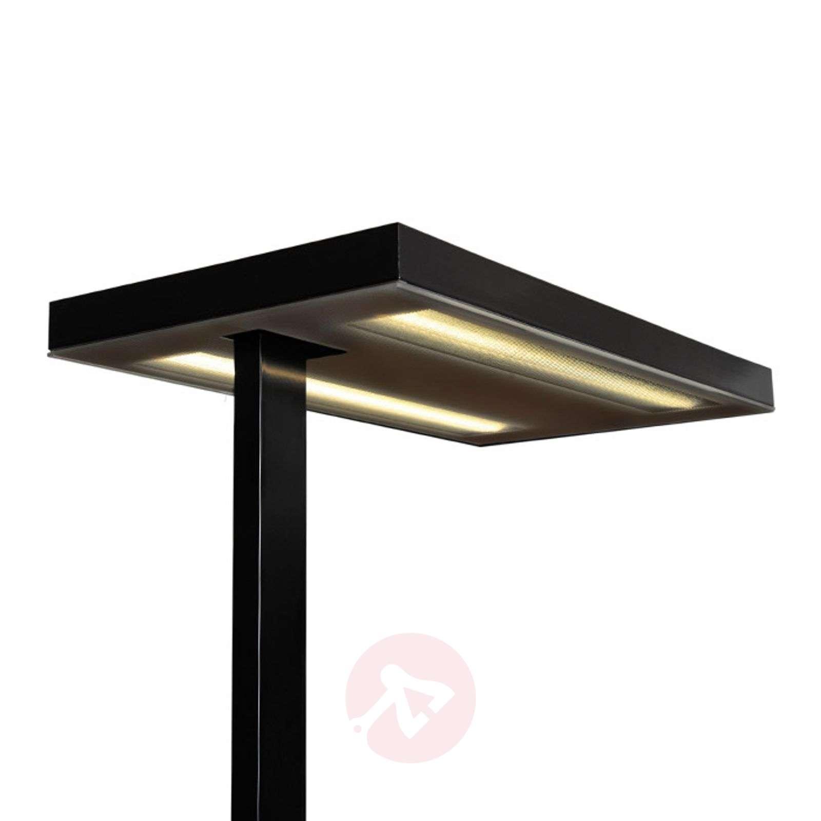 Bright office floor lamp Free-F LED 10000 HF 840-6040163X-01