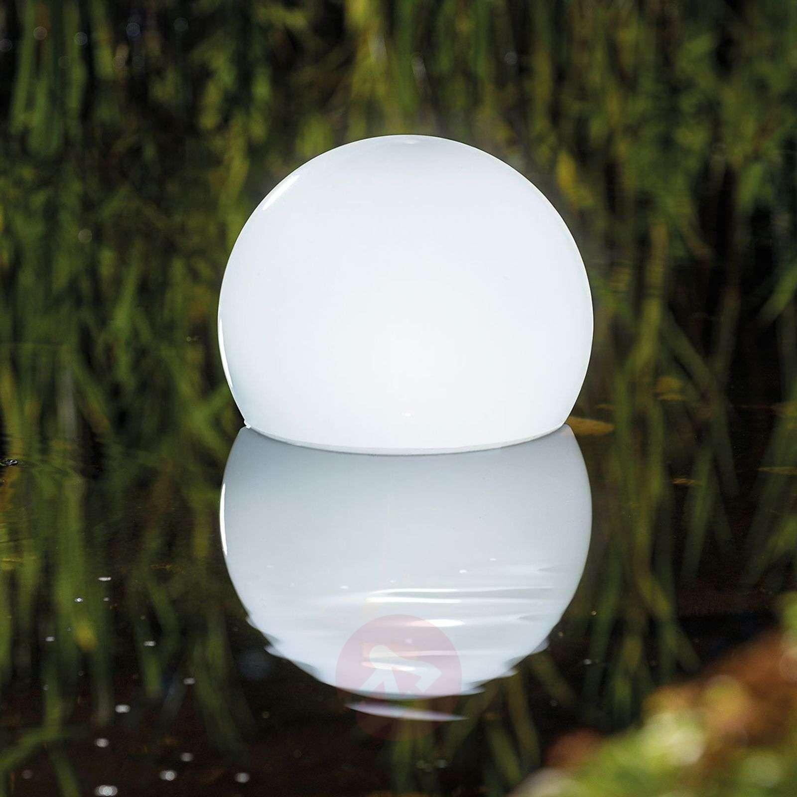 Buoyant RGB LED solar ball Float 25 remote control-3012560-01