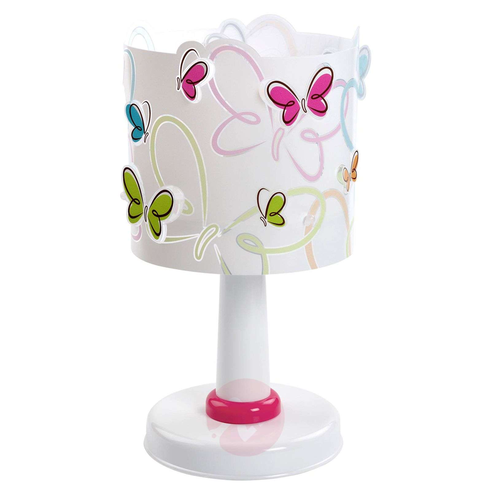 Butterfly sweet table lamp for children-2507378-01