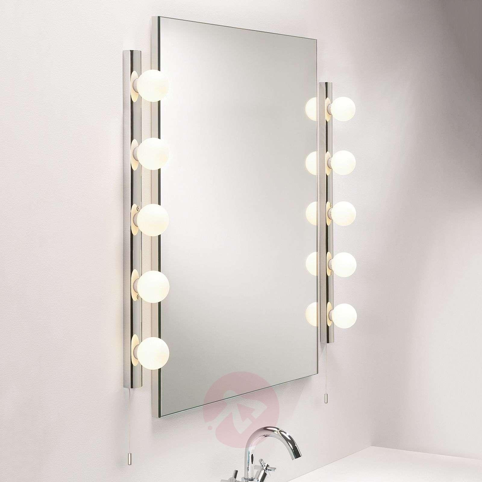 Cabaret 5 Mirror Wall Light Classic-1020371-01