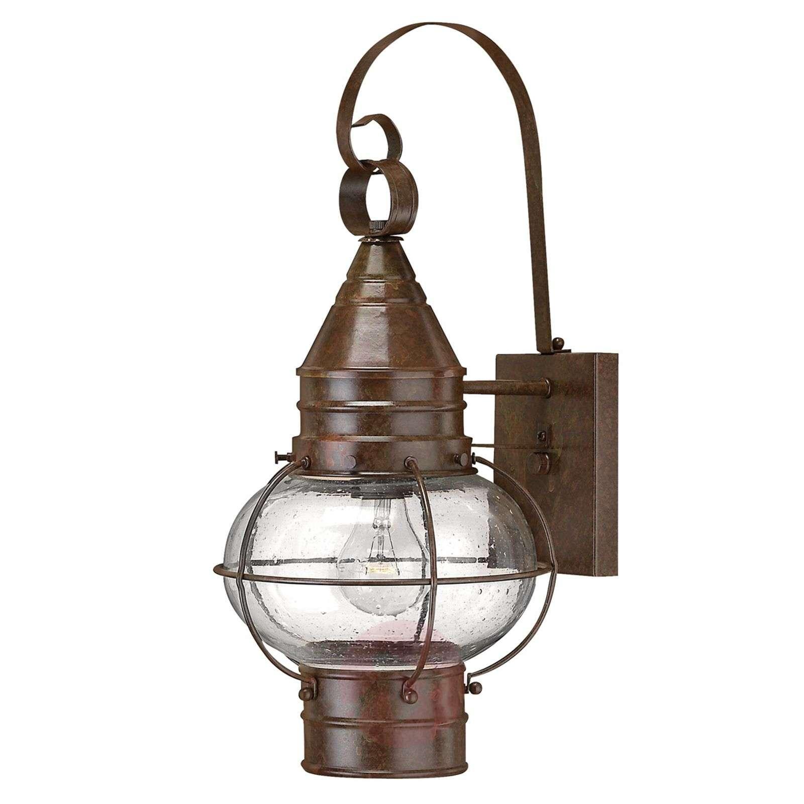 Cape Cod Wall Light Brass-3048128X-01