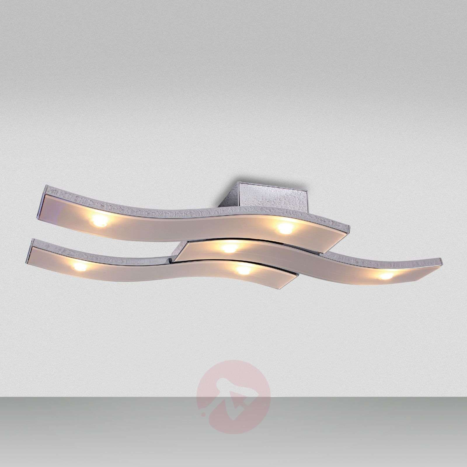 Cascade controllable LED ceiling light-1556011-01