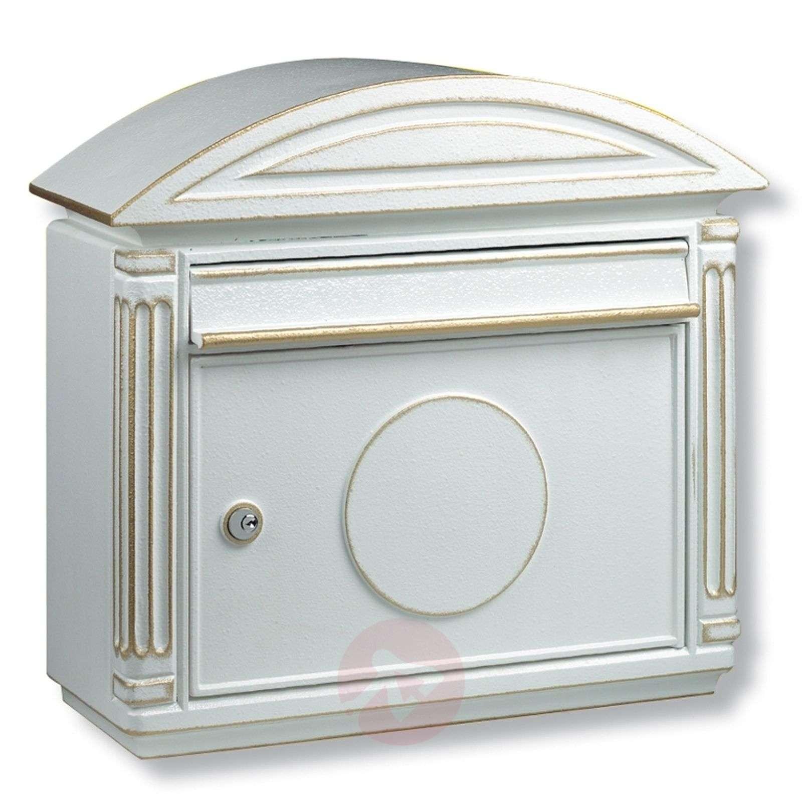 Cast Aluminium letter box Venezia-1532047X-01
