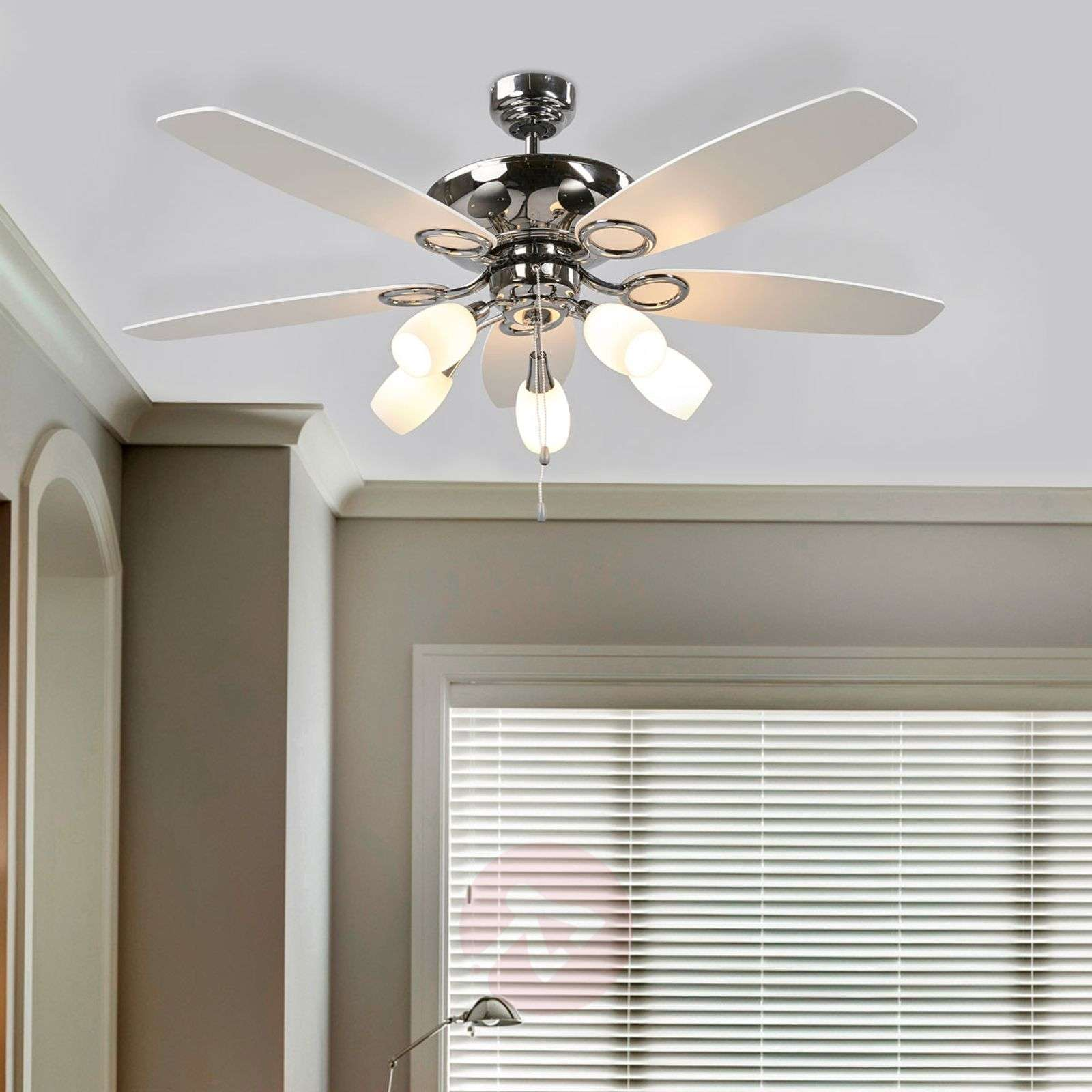 Cedrik five-blade ceiling fan-4018103-07