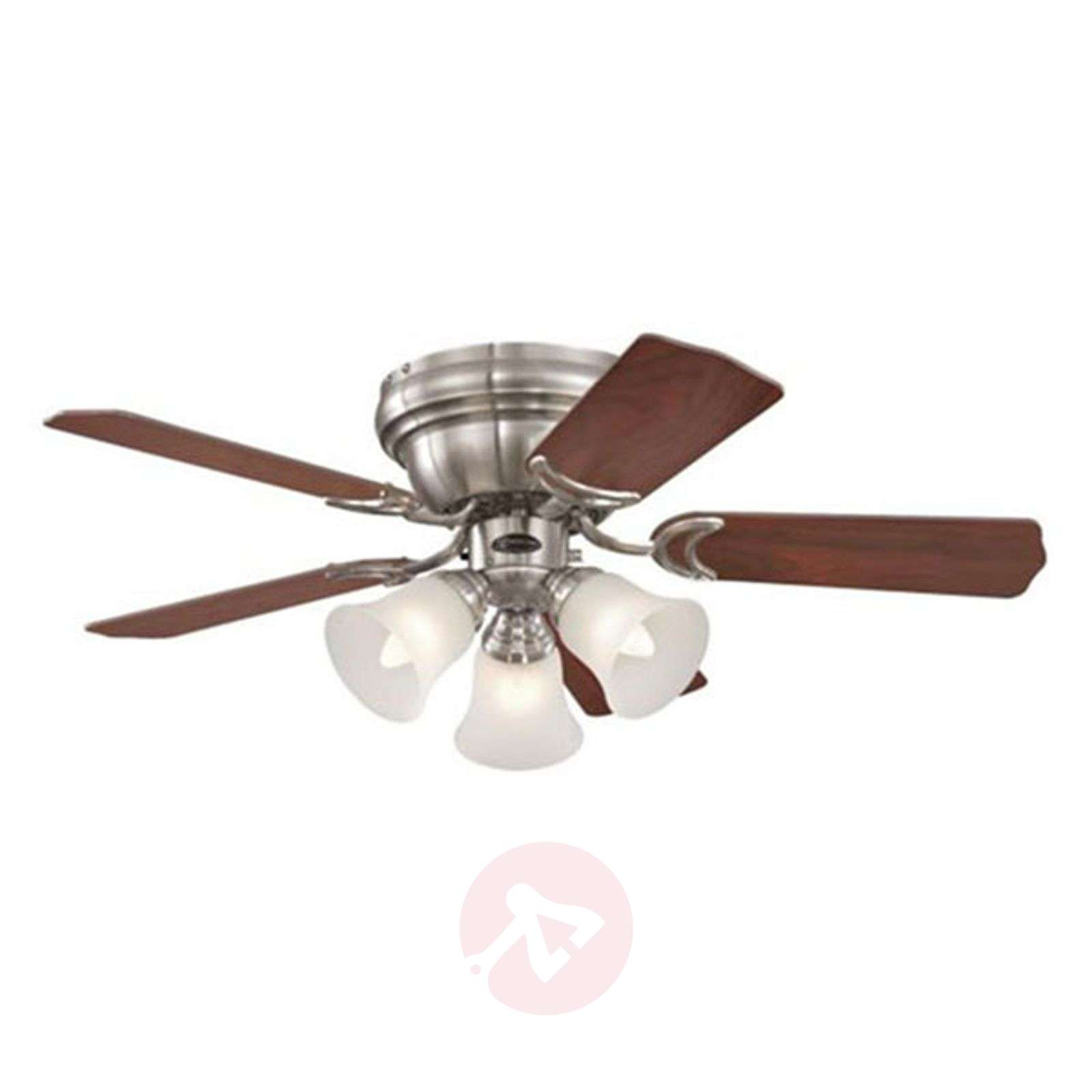 Ceiling fan Contempra Trio with light-9602285-01