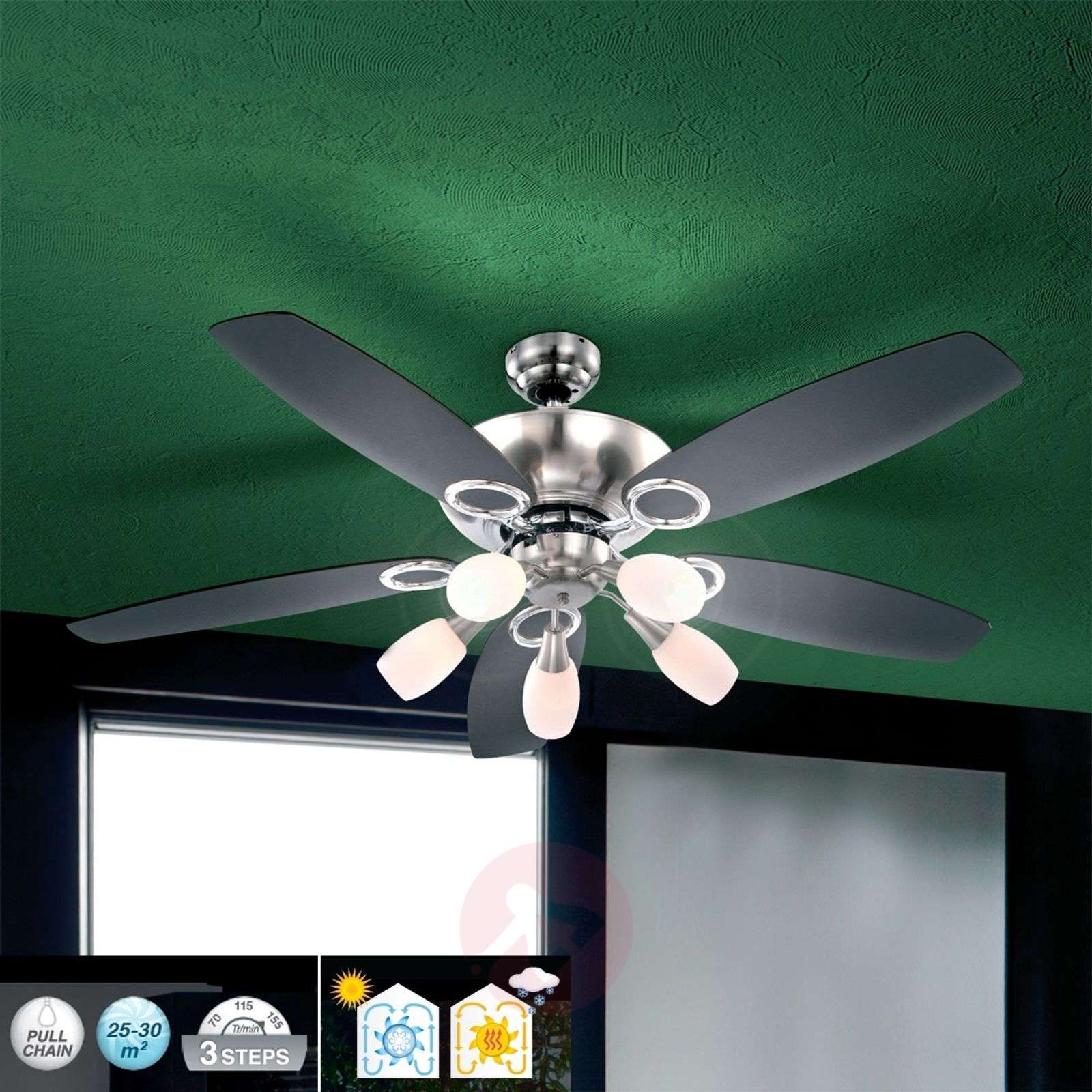 Ceiling fan Jerry, five-bulb-4014465-02