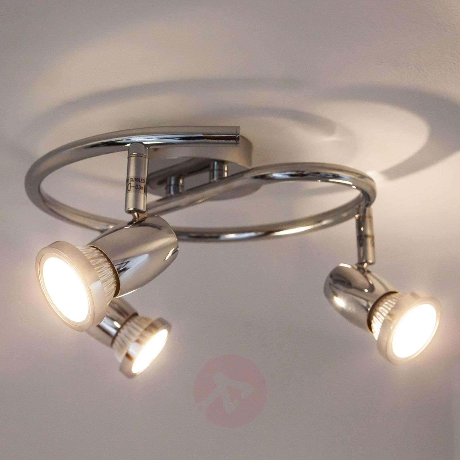 Ceiling light Arminius with GU10 LED bulbs-9950372-01
