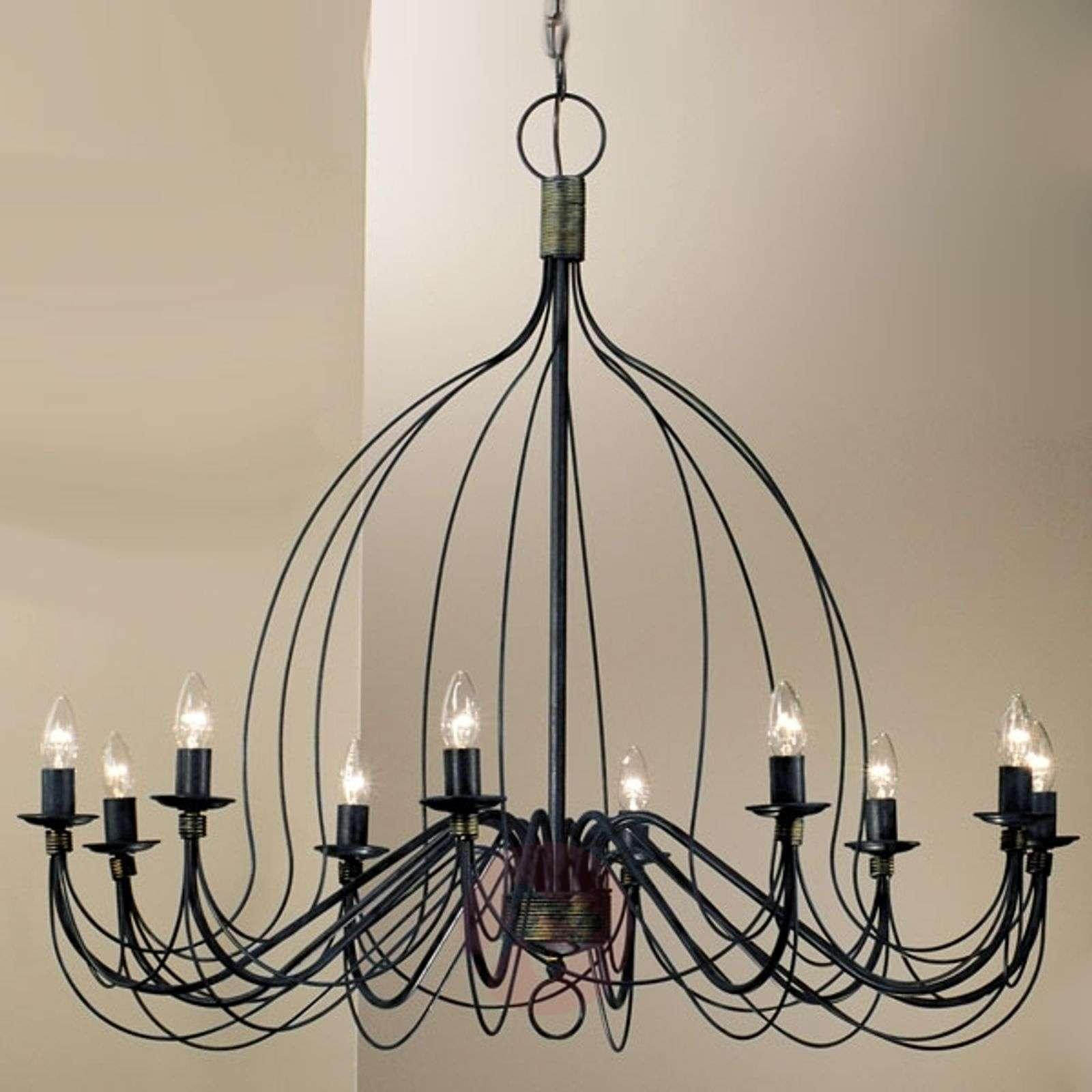 Chandelier FILO, 100cm, ten bulbs-5505281-01