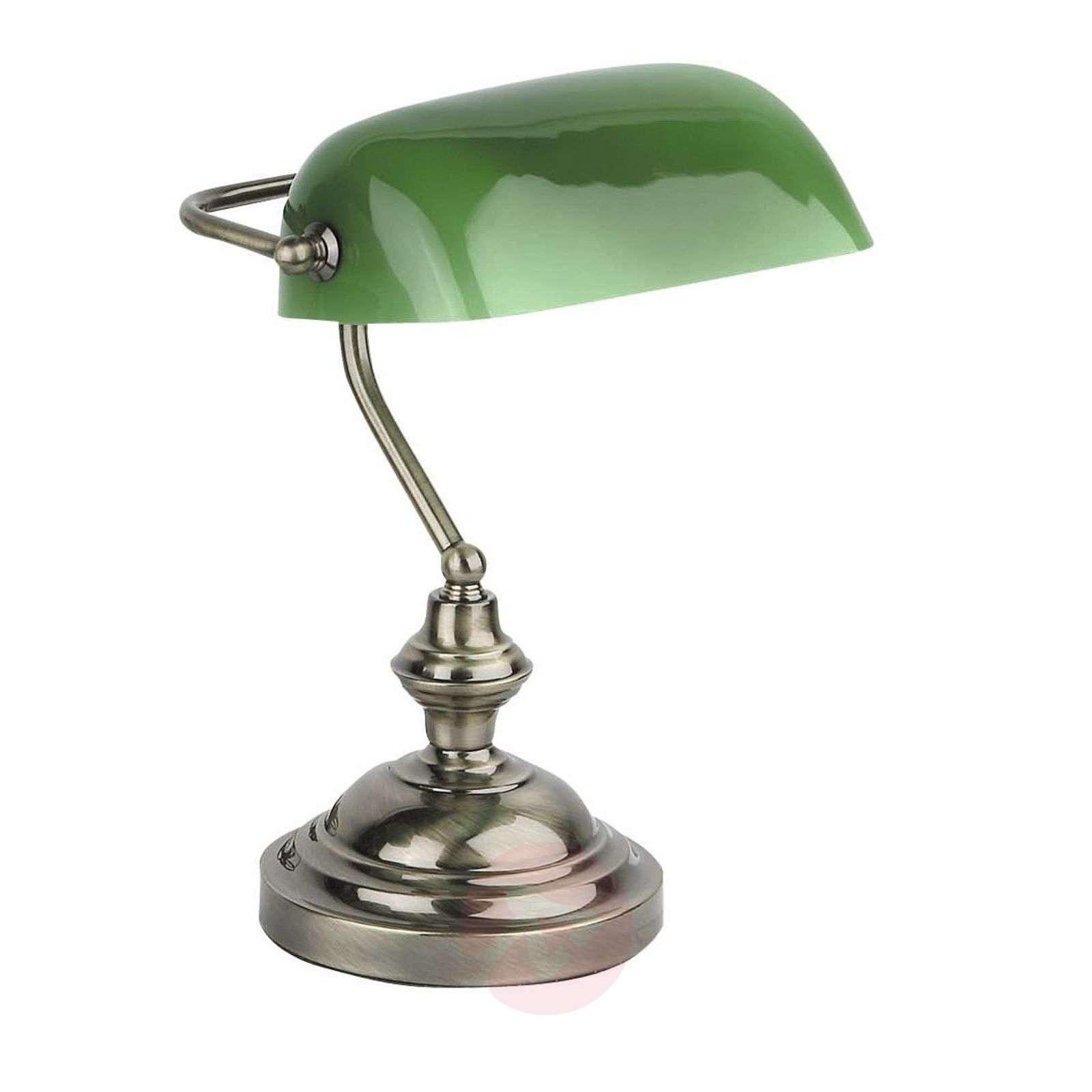 Charming BANKER Table Light, Old Gold-3506864-01