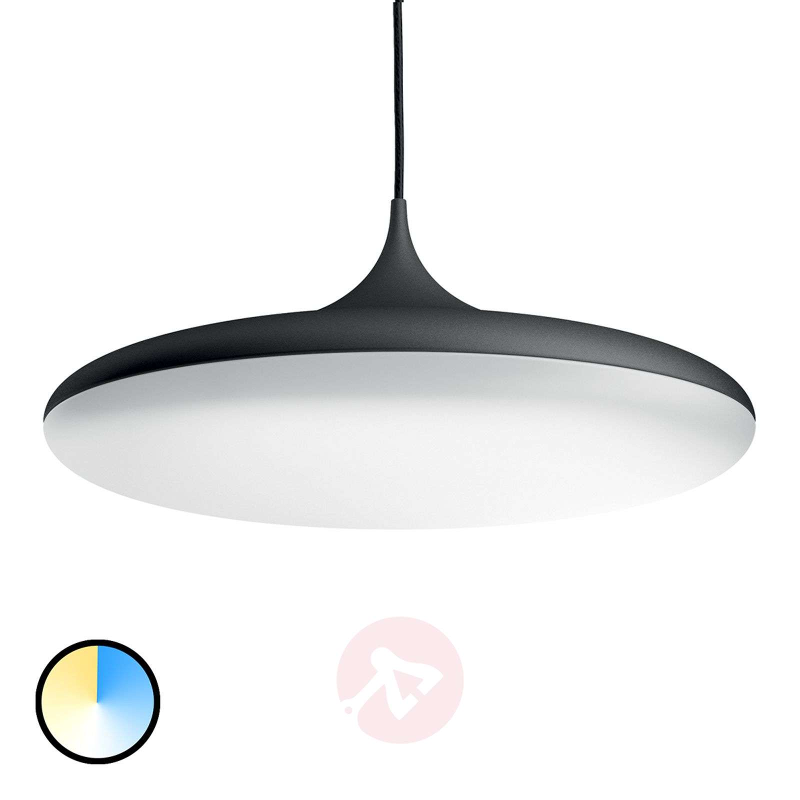 Plafoniera A Led Beign Philips Hue : Cher controllable philips hue led hanging lamp lights.ie