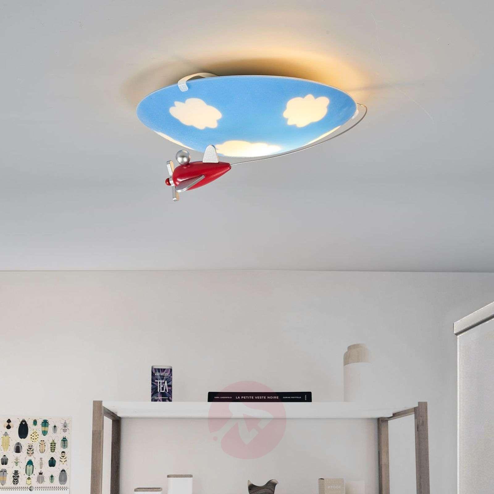 Childrens ceiling/wall light SKY-6500605-01