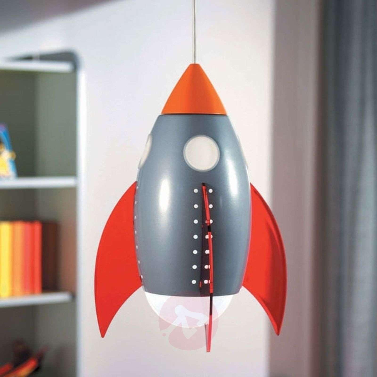 Childrens room pendant lamp ROCKY-6500602-01