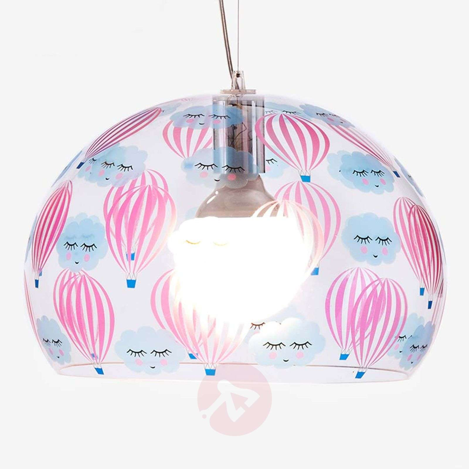 Children's LED hanging light FL/Y Kids-5541065X-01