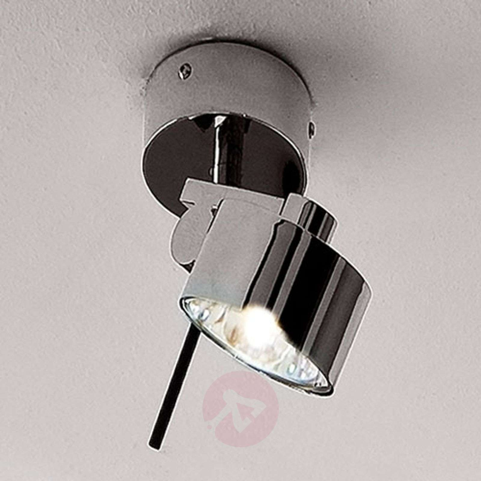Chrome-plated wall and ceiling spotlight AX20_1088037_1