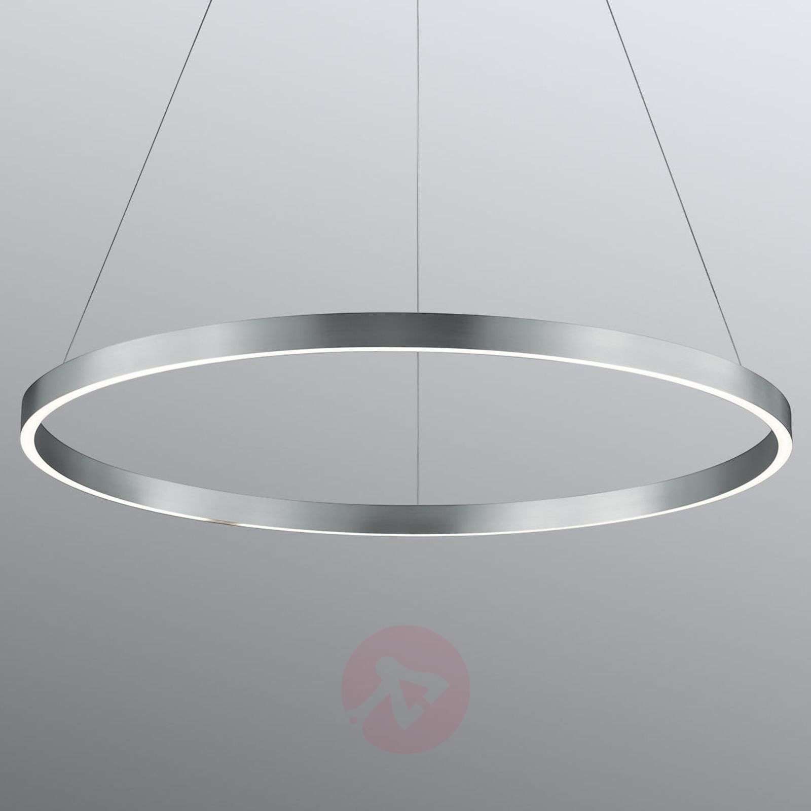 Circle Led Hanging Light With Gesture Control Lights Ie