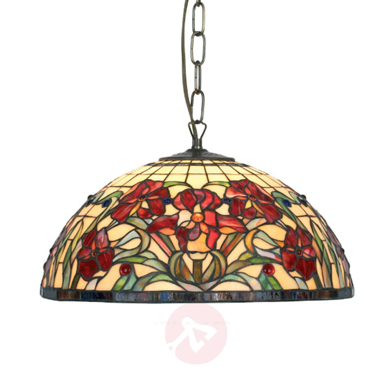 Classic hanging light ELINE, 1-bulb-1032166-01